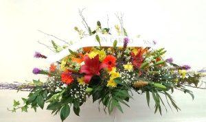 Como llegar en bus y enviar flores Tanatorio Vigo