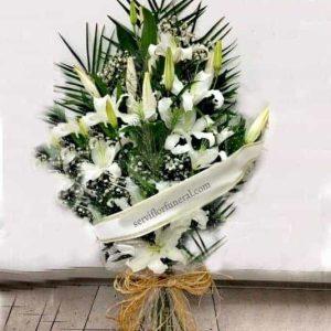 Ramo funerario Liliums