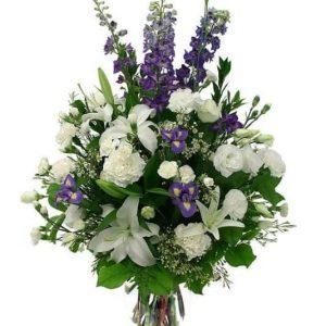 Ramo flores funerario Lealtad