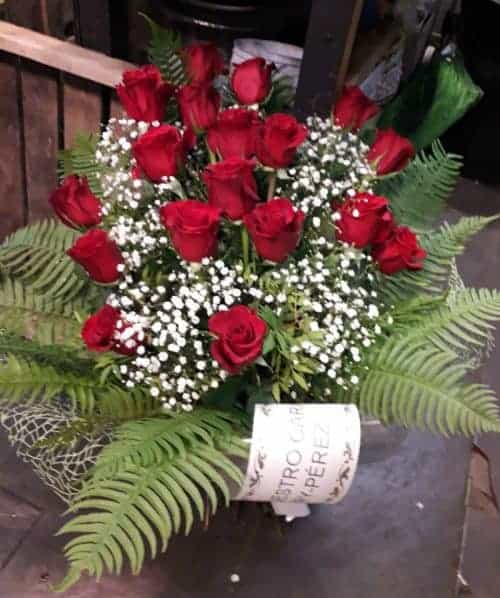 ramo funerario pasion