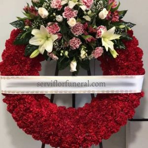 corona funeraria etica