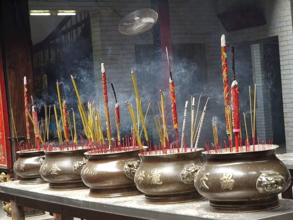 funeral chino palos Joss