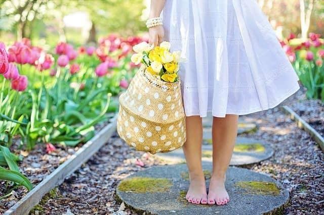 Las flores ayudan al estado de animo personas