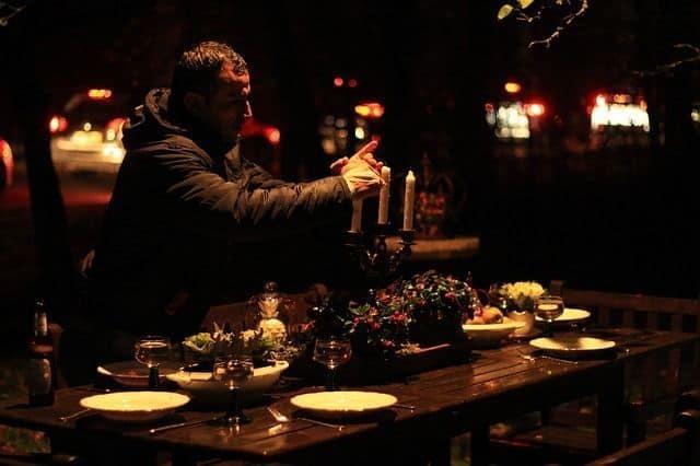 Afrontar el duelo en navidad cena