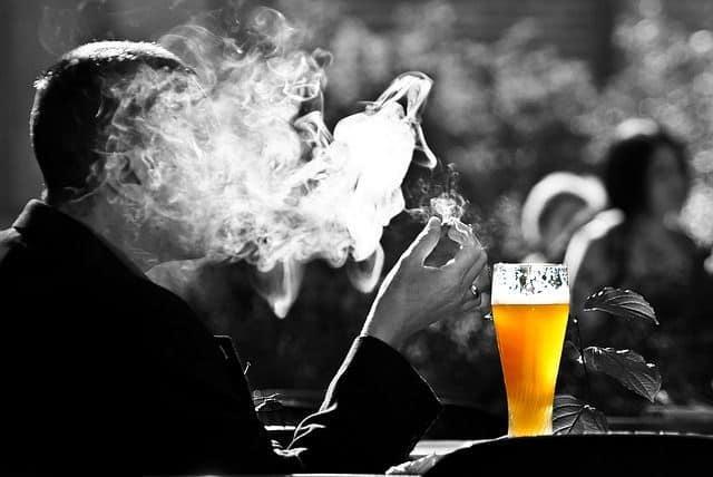Afrontar el duelo en navidad no alcohol