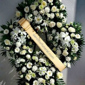 Corona funeraria Paraiso