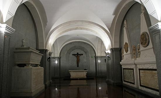 Cripta sevilla