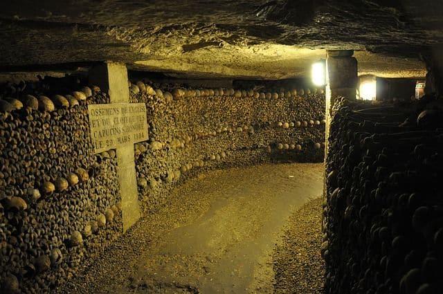 cripta funeraria Francia