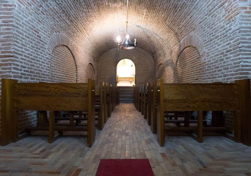 cripta funeraria nueva