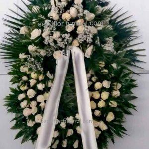 Corona funerales mis condolencias