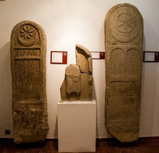 estelas funerarias definicion