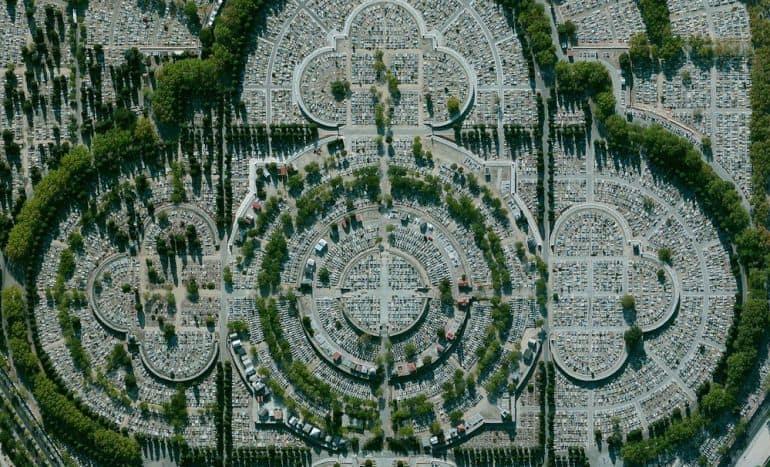 el cementerio mas grande de Europa Almudena