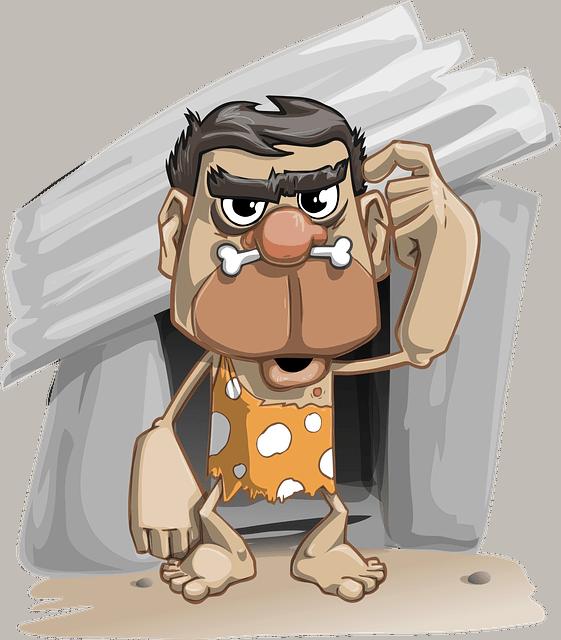 Dolmen hombre prehistorico