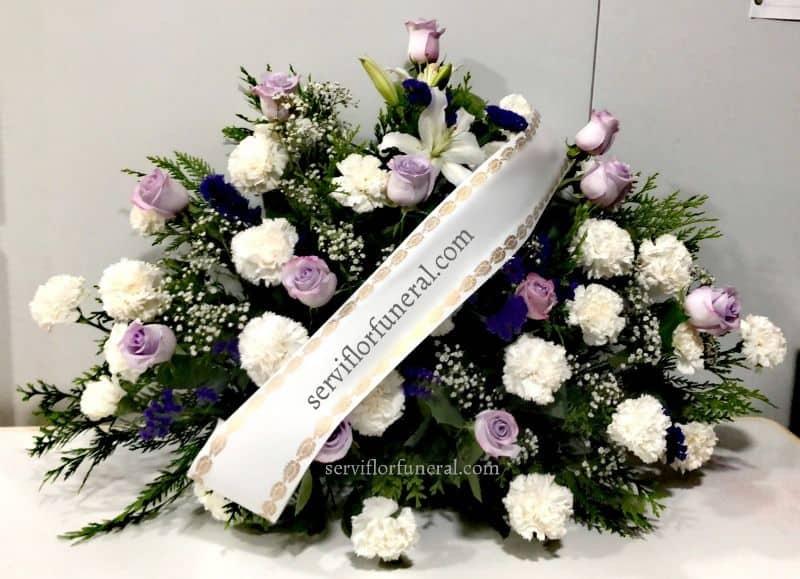 Significado del color en las flores para funerales color rosa
