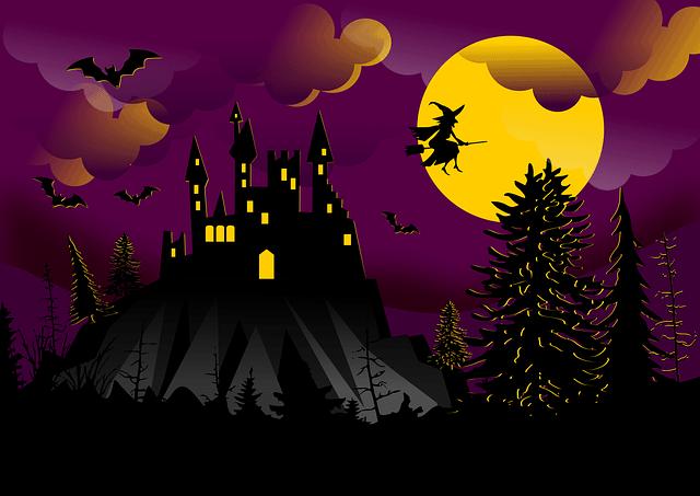 la noche de halloween dia de los muertos
