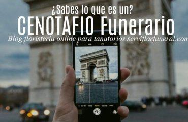 que es un cenotafio funerario tumba