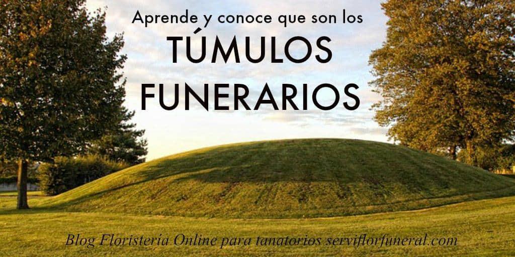 Túmulos funerarios hoy en nuestro blog de flores para funerales te enseñamos palabras funerarias nuevas para dárselas a conocer y que no tengas miedo a hablar de la muerte. Conoce lo que son los túmulos funerarios y par que sirven.