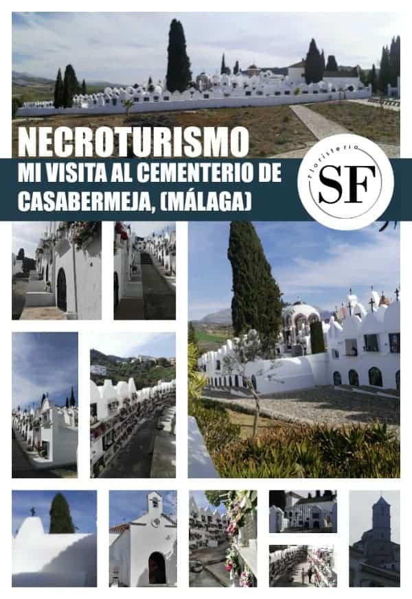 Cementerio de Casabermeja, visita la tantorios cementerio de Casabermeja en la provincia de Málaga para hacer necroturismo o mejor dicho hacer turismo de cementerios con historia por las diferentes turas de Andalucía. En este caso es una visita al cementerio de Casabermeja.