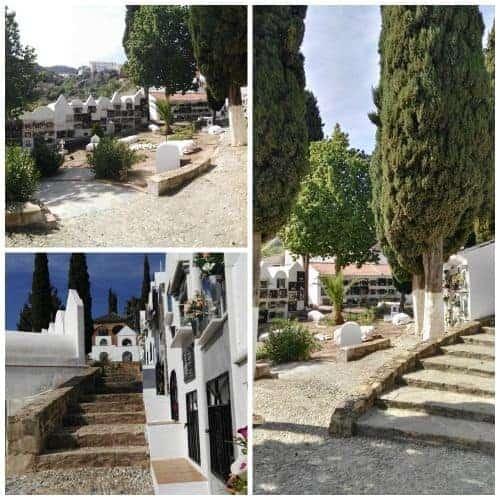 Visita al cementerio de Casabermeja haciendo necroturismo o turismo de cementerios en la provincia de Málaga